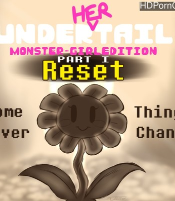 Porn Comics - Under(her)tail 1 – Reset