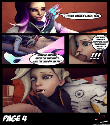 Underwatch-BJ 4 free sex comic