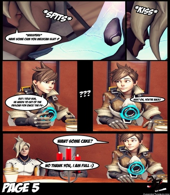 Underwatch-BJ 5 free sex comic