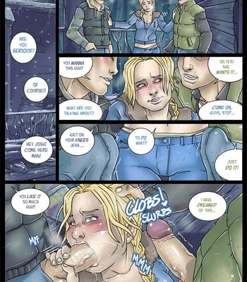 Until Dawn comic porn sex 001