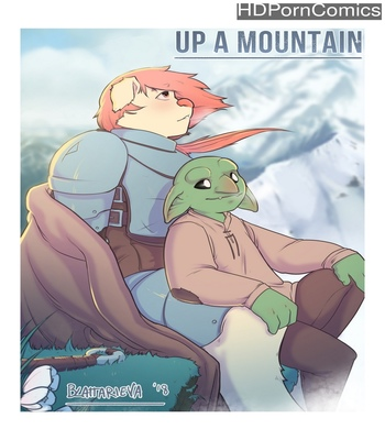 Porn Comics - Up A Mountain