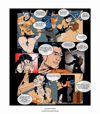 Urban-Jointz 9 free sex comic