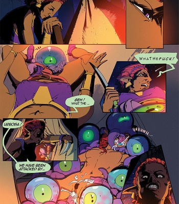 Urbosa's Quest 1 comic porn sex 006