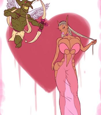 Porn Comics - Valentine Enthusiast