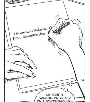 Valerie's Confessions 2 comic porn sex 002