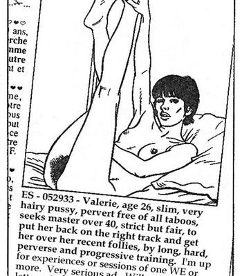 Valerie's Confessions 2 comic porn sex 247