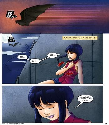 Vamp-Bite 5 free sex comic