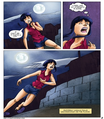 Vamp-Bite 9 free sex comic
