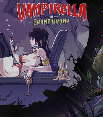 Porn Comics - Vampirella In Swamp Whomp