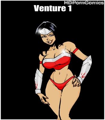 Porn Comics - Venture 1