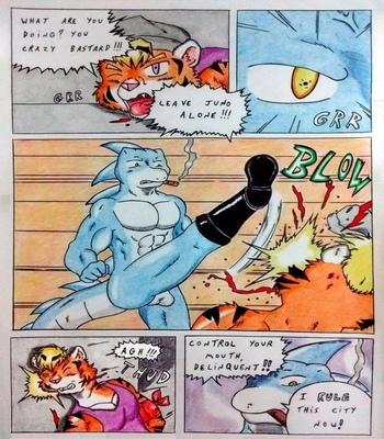 Vindico 29 free sex comic