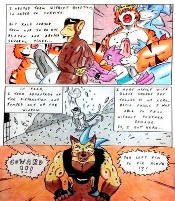 Vindico 36 free sex comic