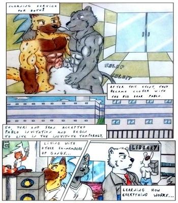 Vindico 74 free sex comic