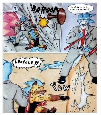 Vindico 91 free sex comic