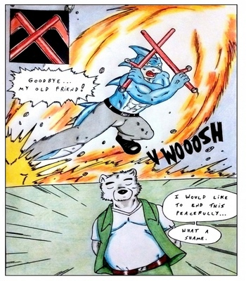 Vindico 105 free sex comic