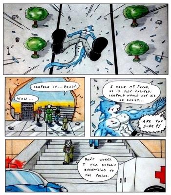 Vindico 109 free sex comic
