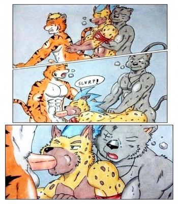 Vindico 133 free sex comic