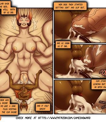 Vore Story 3 - Punishment comic porn sex 035