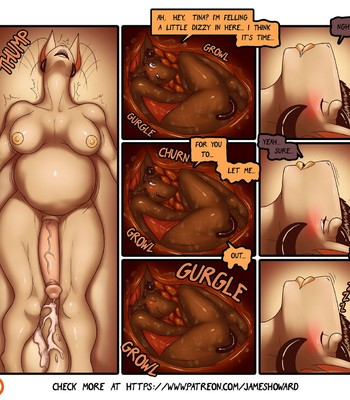 Vore Story 3 - Punishment comic porn sex 051