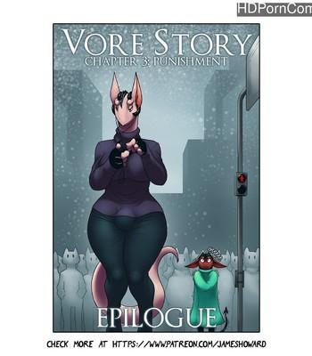 Porn Comics - Vore Story 3 – Punishment – Epilogue