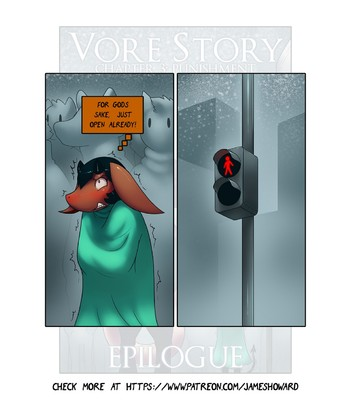 Vore Story 3 - Punishment - Epilogue comic porn sex 004