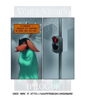 Vore Story 3 - Punishment - Epilogue comic porn sex 006