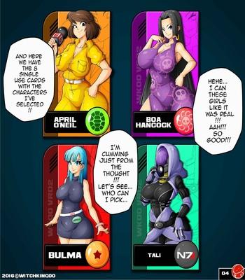 VR-The-Comic-2 6 free sex comic