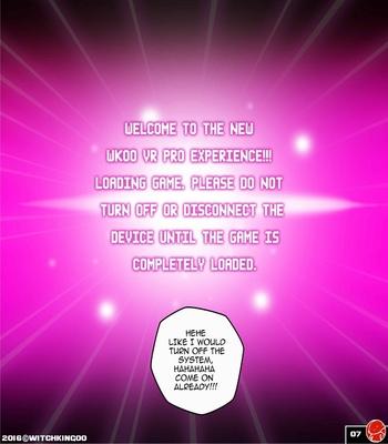 VR-The-Comic-2 8 free sex comic