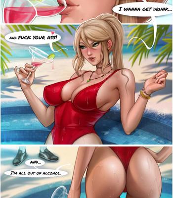 Waifunator 4 - Metroid comic porn sex 003