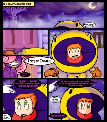 Waka-Waka-Spooky-Time 2 free sex comic
