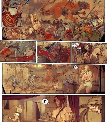 Warhammer - It's A Pleasure To Serve comic porn sex 004