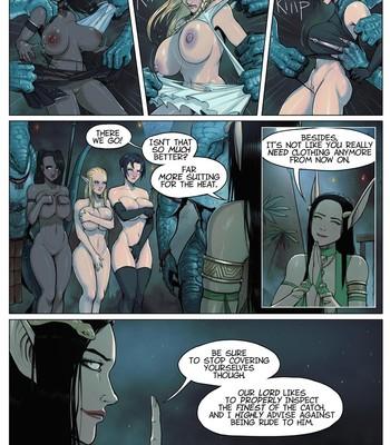 Warhammer - It's A Pleasure To Serve comic porn sex 010