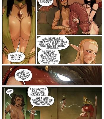 Warhammer - It's A Pleasure To Serve comic porn sex 015