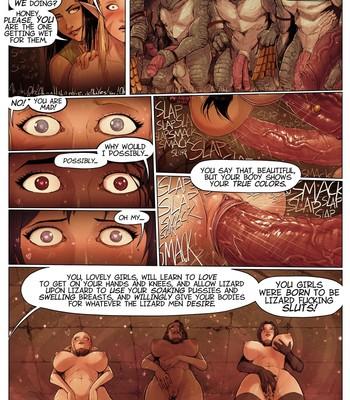 Warhammer - It's A Pleasure To Serve comic porn sex 018