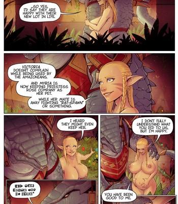 Warhammer - It's A Pleasure To Serve comic porn sex 027