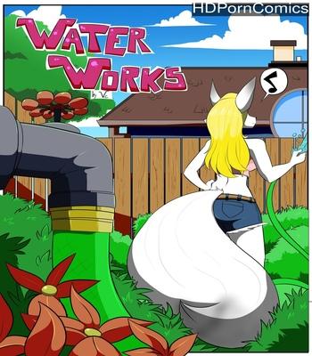 Porn Comics - Waterworks