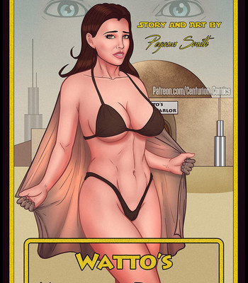 Porn Comics - Watto's Massage Parlor