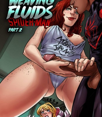 Porn Comics - Weaving Fluids 2