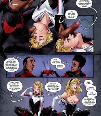 Weaving Fluids 3 comic porn sex 008