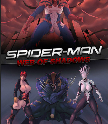 Porn Comics - Web Of Shadows