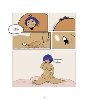 Weda-CV 4 free sex comic