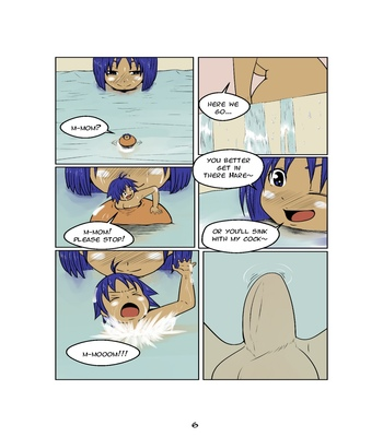 Weda-CV 7 free sex comic