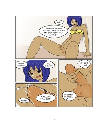 Weda-CV 12 free sex comic