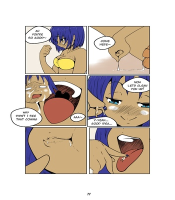 Weda-CV 15 free sex comic