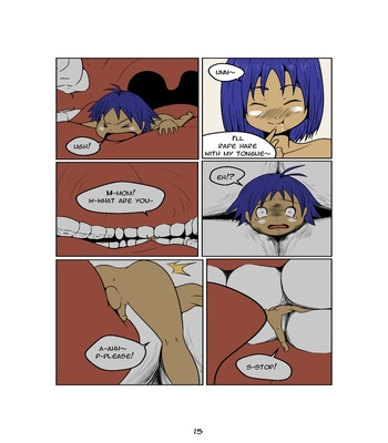 Weda-CV 16 free sex comic