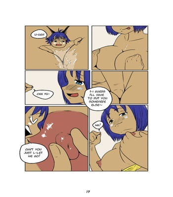 Weda-CV 18 free sex comic