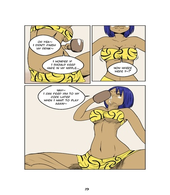 Weda-CV 20 free sex comic