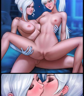 Weiss x Winter comic porn sex 003
