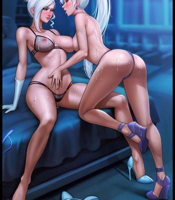 Weiss x Winter comic porn sex 013