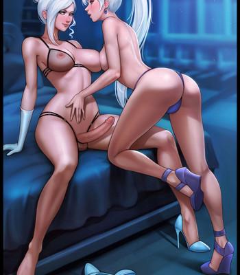 Porn Comics - Weiss x Winter (Futa)